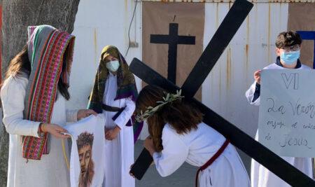 El viacrucis que nos prepara para la Semana Santa
