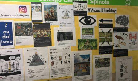 Visualizamos el feudalismo con los alumnos de Secundaria